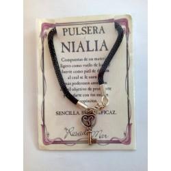 Pulsera NIALIA - LLAVE ABRECAMINOS - 01