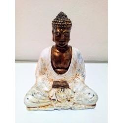 FIGURA - BUDA THAI 03 sentado 15 cm