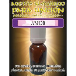 Aceite Alquímico 5 ml. AMOR