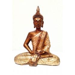 FIGURA - BUDA THAI 02 sentado 28 cm