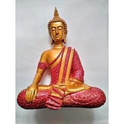 FIGURA - BUDA THAI sentado - 31 cm - 05