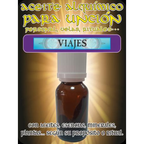 Aceite Alquímico 5 ml. VIAJES