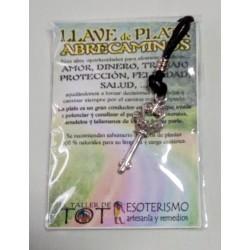 LLAVE ABRECAMINOS - plata - 04