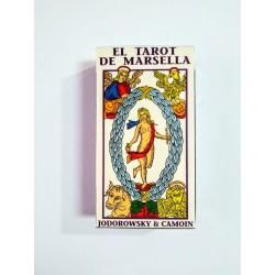 78 CARTAS - Camoin - Jodorowsky - TAROT de MARSELLA mini