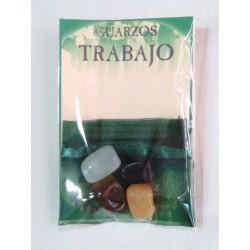 SAQUITO MINERALES - TRABAJO