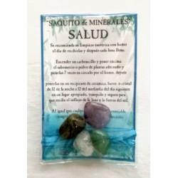 Saquito Minerales -*- SALUD