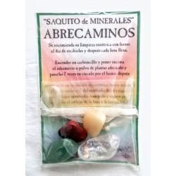 SAQUITO MINERALES - ABRECAMINOS