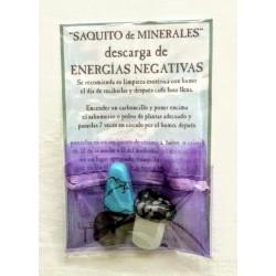 SAQUITO MINERALES - ENERGIAS NEGATIVAS
