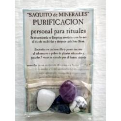 SAQUITO MINERALES - PURIFICACIÓN