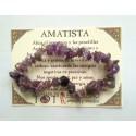PULSERA chips - AMATISTA