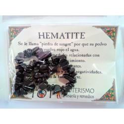 PULSERA chips - Hematite