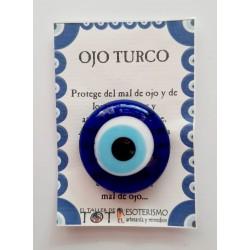 OJO TURCO - IMÁN 3,5