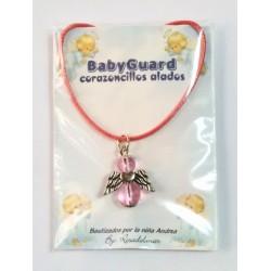 BABYGUARD ROSA - Angelito Protector