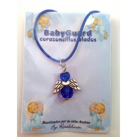 BABYGUARD AZUL MARINO - Angelito Protector
