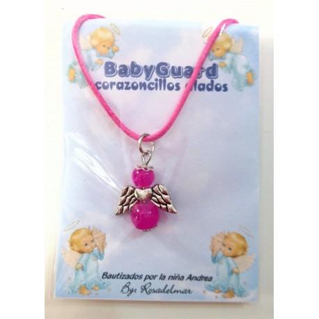 BABYGUARD FUCSIA - Angelito Protector