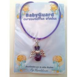 BABYGUARD MORADO - Angelito Protector
