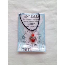 ANYELIA - LIBRA - Babyguard del Zodiaco
