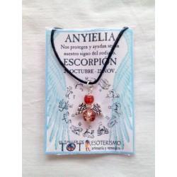 ANYELIA - ESCORPIO - Babyguard del Zodiaco