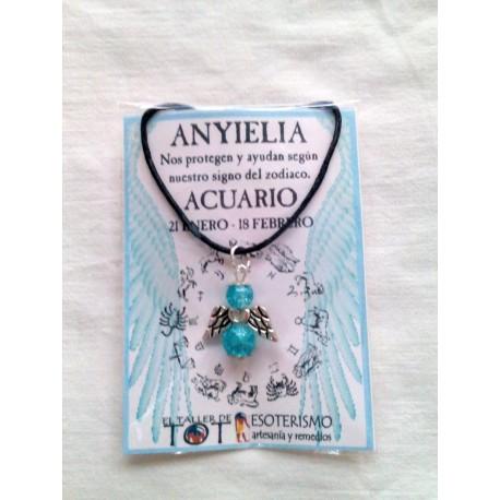 ANYELIA - ACUARIO - Babyguard del Zodiaco
