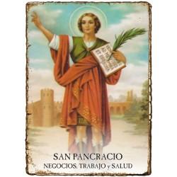 RITUAL 3 VELAS - NEGOCIOS - SAN PANCRACIO