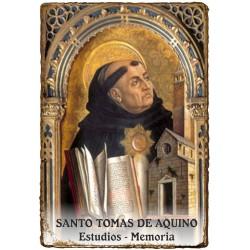 RITUAL 3 VELAS - ESTUDIOS MEMORIA - SANTO TOMAS DE AQUINO