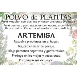 Polvo de Artemisa