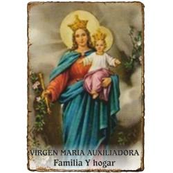RITUAL 3 VELAS - FAMILIA y HOGAR - VIGEN MARÍA AUXILIADORA