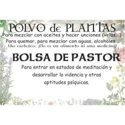 Polvo de Bolsa de Pastor