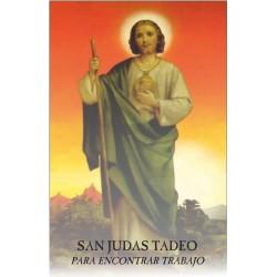 CAPILLITA - TRABAJO - SAN JUDAS TADEO