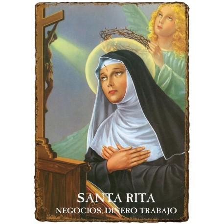 CAPILLITA - NEGOCIOS - SANTA RITA
