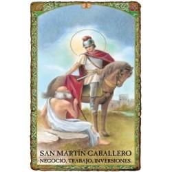 CAPILLITA - NEGOCIOS - SAN MARTÍN CABALLERO