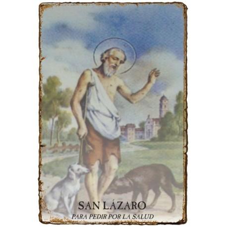 CAPILLITA - SALUD - SAN LAZARO