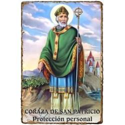 CAPILLITA - PROTECCIÓN PERSONAL - SAN PATRICIO