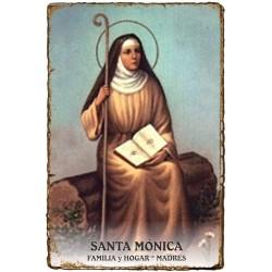 CAPILLITA - FAMILIA y HOGAR - SANTA MÓNICA