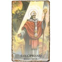 CAPILLITA - Contra la MAGIA NEGRA - SAN CIPRIANO