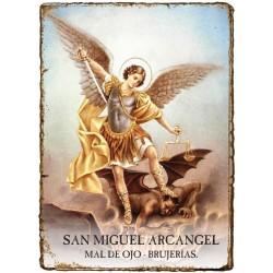CAPILLITA - Contra la MAGIA NEGRA - ARCÁNGEL MIGUEL