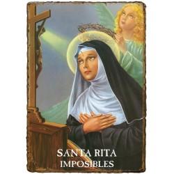 CAPILLITA - IMPOSIBLES - SANTA RITA
