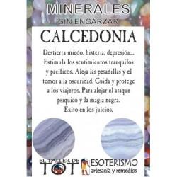Mineral -*- CALCEDONIA