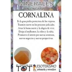 Mineral -*- CORNALINA