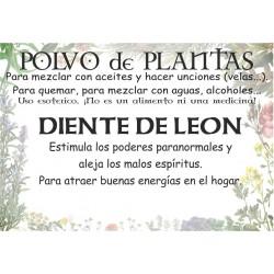 Polvo de Diente de León