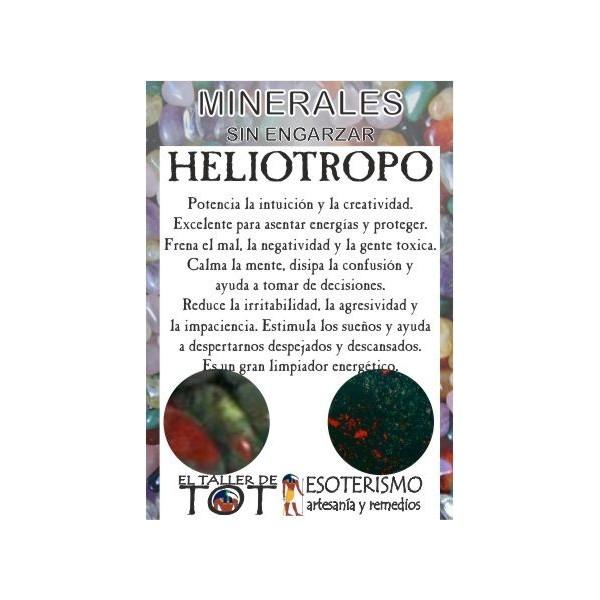 Mineral -*- HELIOTROPO