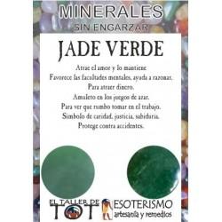 Mineral -*- JADE VERDE