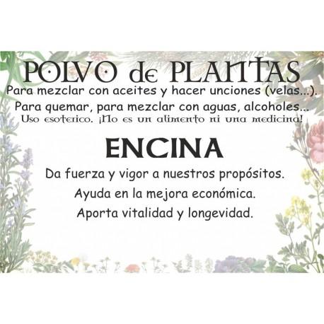 Polvo de Encina
