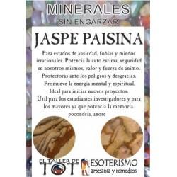 Mineral -*- JASPE PAISINA