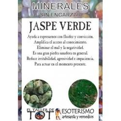 Mineral -*- JASPE VERDE
