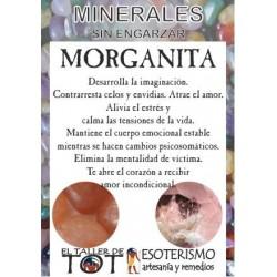 Mineral -*- MORGANITA
