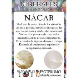 Mineral -*- NACAR