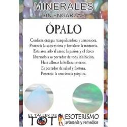 Mineral -*- OPALO