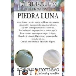 Mineral -*- PIEDRA LUNA
