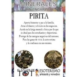 Mineral -*- PIRITA
